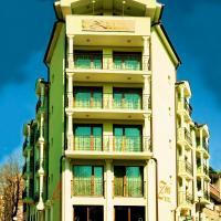 Hotel Zeus, hotel in Pomorie