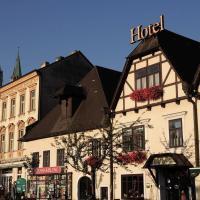 Hotel Schrannenhof, отель в Клостернойбурге