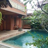 Balinese Villa with Private Pool in Batam, hotel in Sekupang