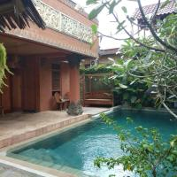Balinese Villa with Private Pool in Batam