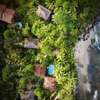Domaine Desaubin Luxury Villas, hotel in Mahe