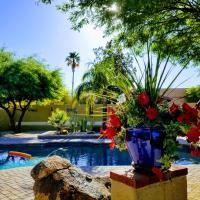 Private, Quite Casita , N. Scottsdale area,Private Pool & Patio, Cave Creek Az., hotel in Cave Creek