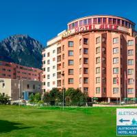 Hotel Alex Business & SPA, hotel in Naters