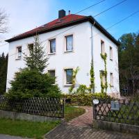 Ferienwohnung am Wald, отель в городе Тарандт