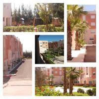 Appartement Residence Jnane Drarga, hotel in zona Aeroporto di Agadir-Al Massira - AGA, Agadir