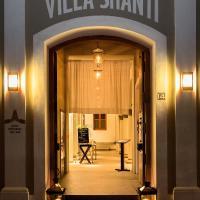 Villa Shanti - Heritage Hotel for Foodies、ポンディシェリのホテル
