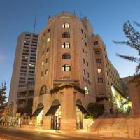 סויטה במלון לב ירושלים