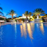 5 stars -4BR infinite sea-view villa with pool, Alarm & private hot spa, hotel in Paradise Beach