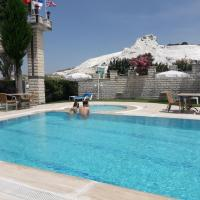 Hotel HAL-TUR BOUTIQUE, hotel in Pamukkale