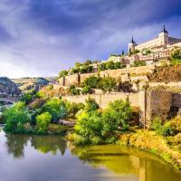 Toledo ciudad de las tres culturas , un lugar para disfrutar todas las familias con sus hijos