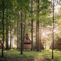 Forest Camping Mozirje, hotel in Mozirje