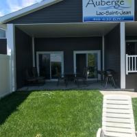 Auberge Lac St-Jean Phase 2, hotel em Roberval