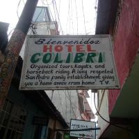 Hotel Colibrí