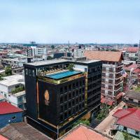 Lao Poet Hotel, hotel in Vientiane