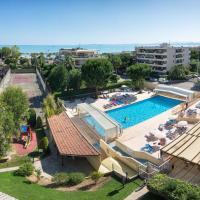 Résidence Pierre & Vacances Heliotel Marine, ξενοδοχείο σε Saint-Laurent-du-Var