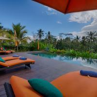 Villa Tegal Tis Ubud, hotel in Payangan