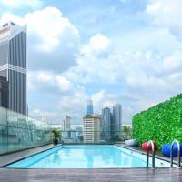 Pacific Express Hotel Central Market Kuala Lumpur, hotel sa Kuala Lumpur
