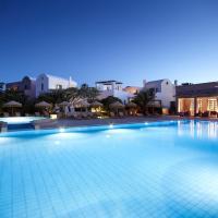 9 Muses Santorini Resort, hotel in Perivolos