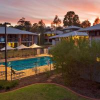 Margarets In Town Apartments (formerly Darby Park Serviced Apartments), hotel in Margaret River
