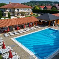 Villa Plattensee, hotel Vonyarcvashegyen