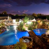 Arebbusch Travel Lodge, hotel in Windhoek