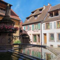 GITE A L'ANCIENNE AUBERGE, hotel in Gueberschwihr
