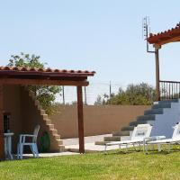 Saronikos Family House with Garden & Sea view