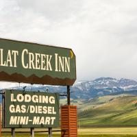 Flat Creek Inn, hotel in Jackson