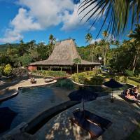 Beqa Lagoon Island Resort, hotel in Beqa Island