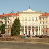 отель Двина, отель в Полоцке