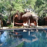 Kuwera Eco Lodge, hotel in Sigiriya