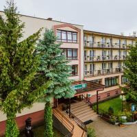 Hotel Gromada Busko Zdrój – hotel w Busku Zdroju