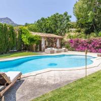 Mallorca Beautiful Villa with pool in Puigpunyent, hotel en Puigpunyent