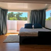 Falésia Beach Villa, hotel in Olhos de Água