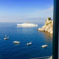 FRENNESIA luxury rooms, hotel in Atrani