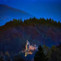 Transylvanian Inn, hotel din Bran