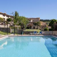 Casafrassi, hotell i Castellina in Chianti