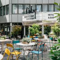 Ruby Leni Hotel Dusseldorf, hotel in Karlstadt, Düsseldorf