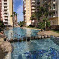 Apartamento en Urb. las Góndolas, hotel en La Manga del Mar Menor
