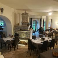 Park Hotel Miramonti, отель в Сан-Мартино-ди-Кастроцца