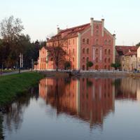 Hotel Budweis, hotel in České Budějovice