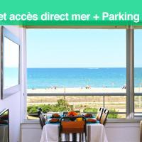 Le Long Beach - Leconfortalaplage, hotel in Le Barcarès