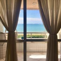 Linda vista para o Mar da Praia da Costa 2qts