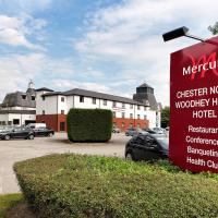 Mercure Chester North Woodhey House Hotel, hotel in Little Sutton