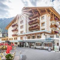 Hotel Post Sport- und Wellness, hotel in Samnaun