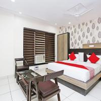 OYO 44132 Hotel The Jiyo, hotel in Rohtak