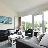 Modern Holiday Home in Nieuwvliet with Garden