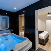 Marcius Luxury Apartment with jacuzzi & sauna