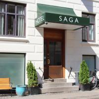 Saga Hotel, hotel en Copenhague