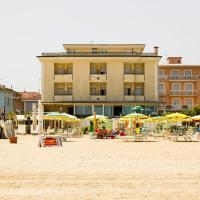 Albergo Roma Spiaggia, hotel a Rimini, Viserba